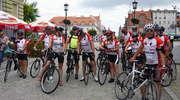 Tysiąc kilometrów na rowerach, by wspomóc hospicja
