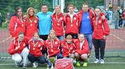 Piłkarki Elwo Etna najlepsze w Korszach