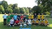 Festyn sportowo-rekreacyjny w Parkoszewie