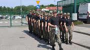 Klasa mundurowa poznała Straż Graniczną
