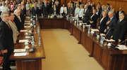 Sesja z zaprzysiężeniem prezydenta w piątek