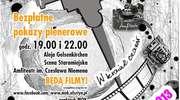 Trakt Filmowy. Pokazy plenerowe w centrum Olsztyna