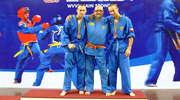 Bracia Jankowscy z medalami