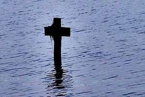 Tragedia w Jedwabnie. W stawie utonął 2-letni chłopczyk