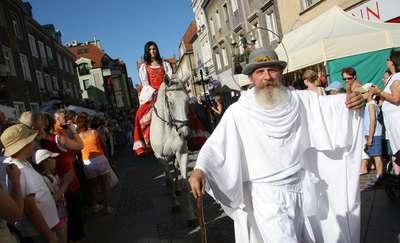 Dni Jakubowe. Czas na wielkie święto Olsztyna!