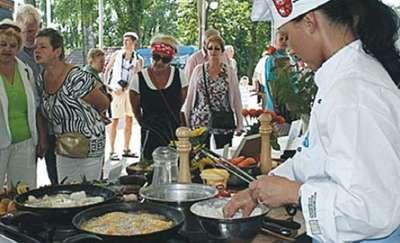 Regionalne Święto Ryby w Iławie