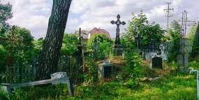 Cmentarz w Jonkowie