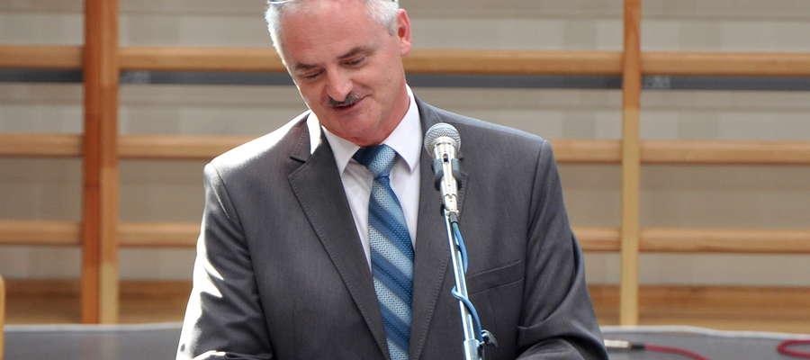 Burmistrz Zbigniew Nosek powołał na Dyrektora Piotra Wlizłę
