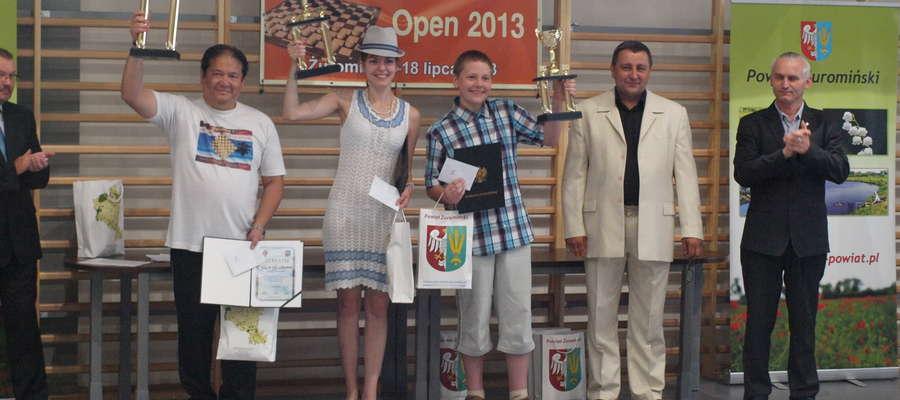 Najlepsi w tegorocznej edycji Polska Gra Open