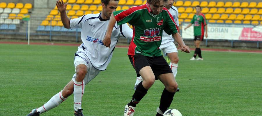 Tomasz Kamiński był wiodącą postacią w środku pola
