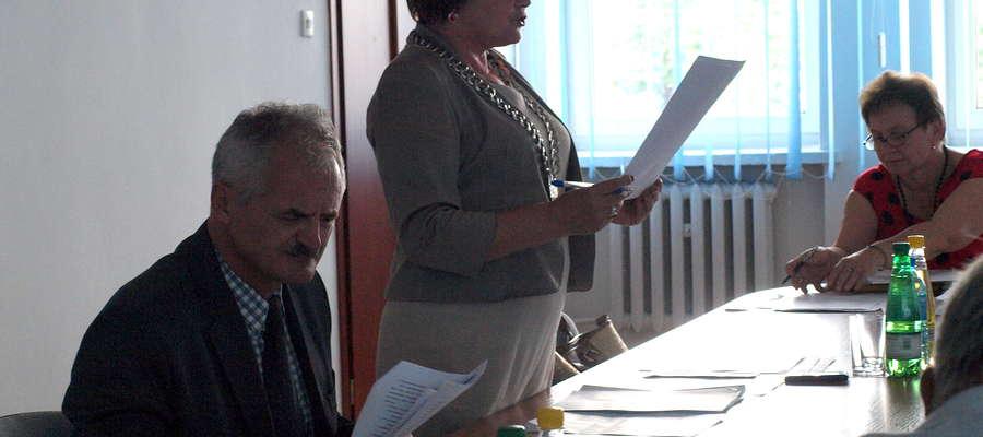Zdaniem burmistrza sprzedaż działki przy Piłsudskiego bez przetargu nie leży w interesie gminy