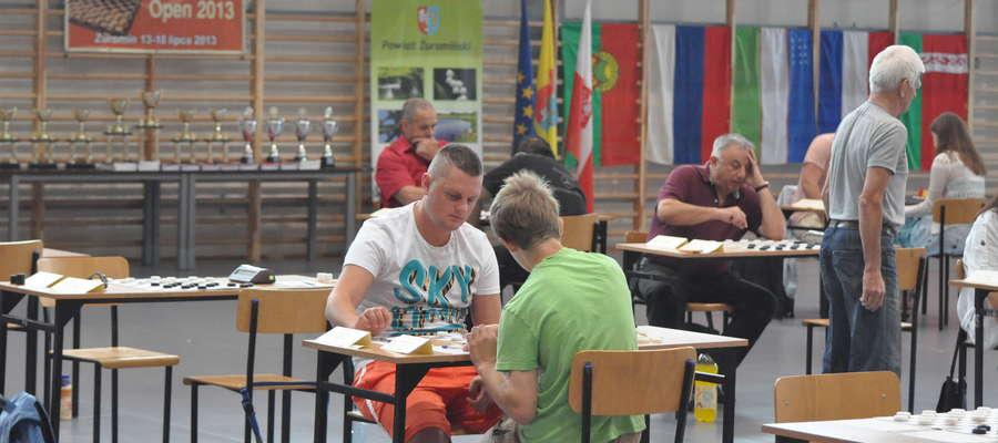 W Żurominie trwa turniej o międzynarodowej obsadzie