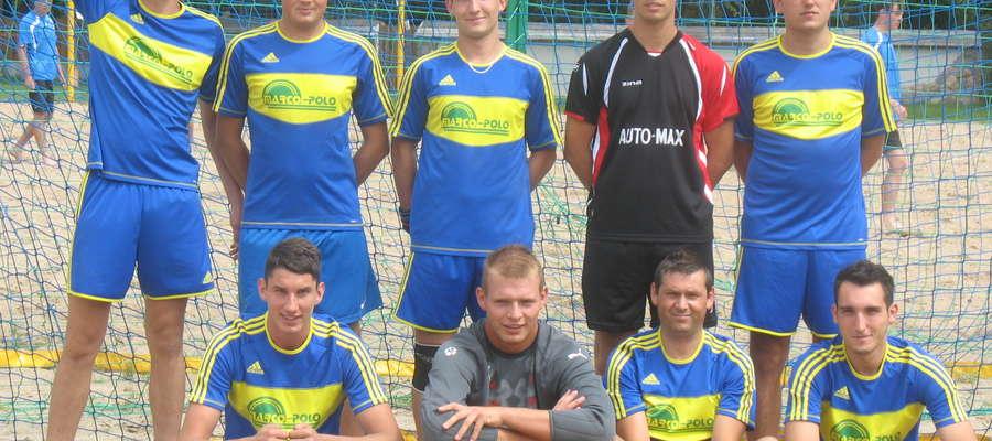 Czwarty zespół turnieju – Nankatsu z Poniatowa