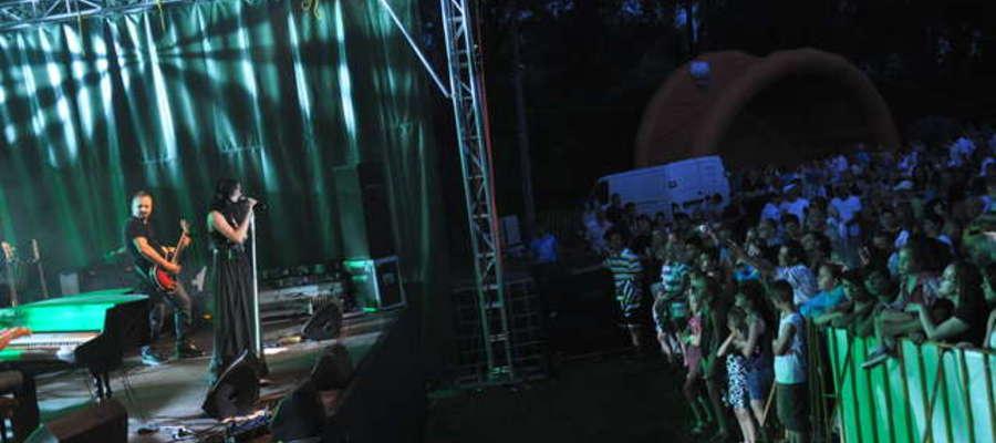 W ubiegłym roku podczas Dni Nowej Pasłęki wystąpił zespół Łzy