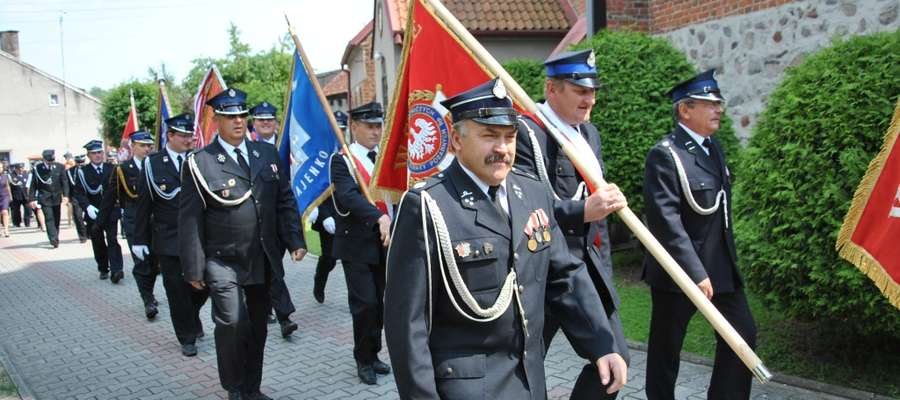 Świętowało nie tylko OSP w Krzemieniewie, ale i panie z KGW