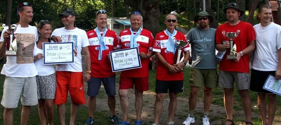 Oto trzy najlepsze załogi 4. rundy Żeglarskiego Grand Prix o Puchar 7 Cudów Mazur