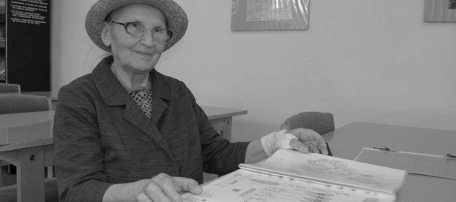 Teresa Bratek (1934-2013)