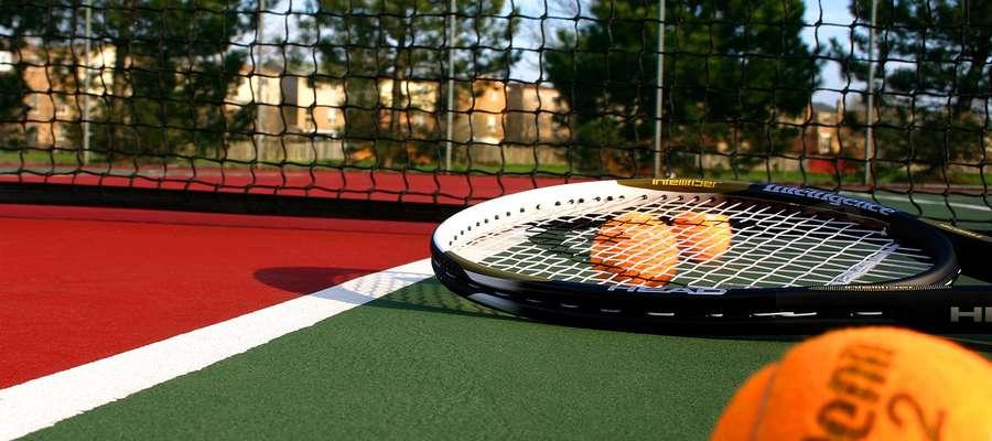 Dla miłośników tenisa ziemnego z naszego powiatu trafia się okazja do turniejowej rywalizacji na korcie