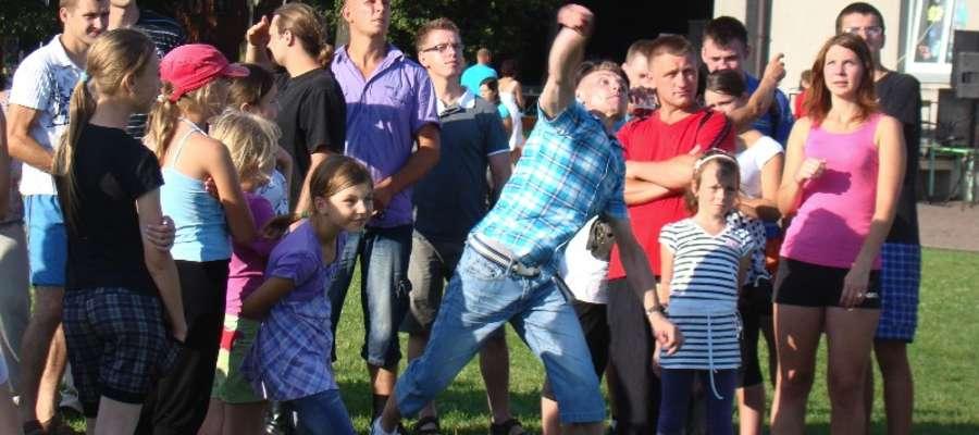 Podczas jednego z poprzednich festynów organizowanych w Tylicach