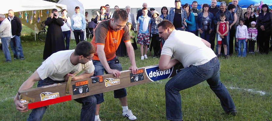 Tak się bawili mieszkańcy Wapnika na festynie zorganizowanym z okazji 750-lecie założenia wsi