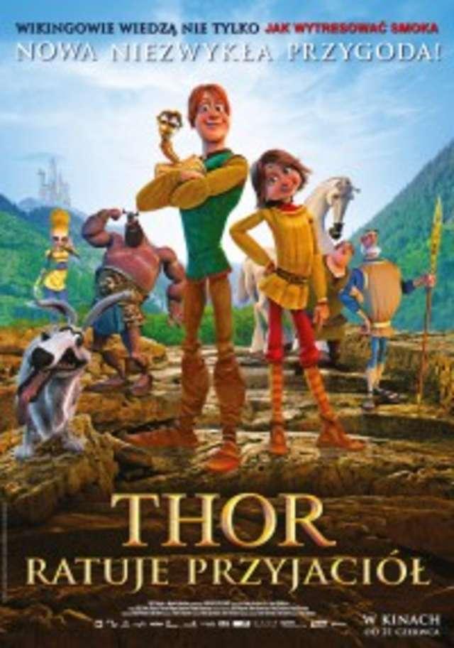 Thor ratuje przyjaciół  - full image