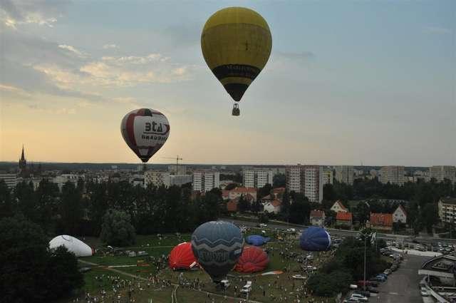 W weekend patrz w górę. Balony opanują olsztyńskie niebo - full image