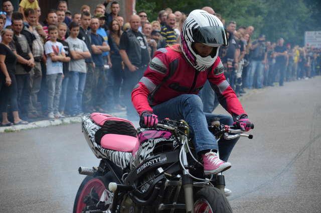 Zlot motocyklowy - full image