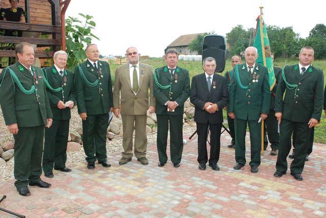 Odznaczeni członkowie Koła - full image
