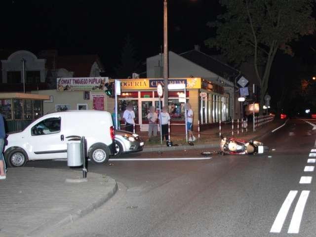 Wypadek na Złotym Rogu - full image