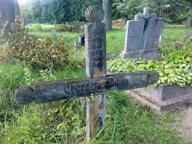 Barczewko: stary cmentarz - full image