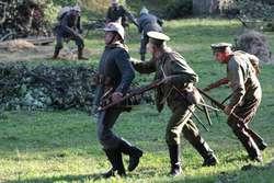 Rekonstrukcja walk z I wojny światowej