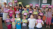 Nasza akcja: Dzięki Piekarni Kurpiowskiej Serafin na twarzach uczniów zagościł uśmiech
