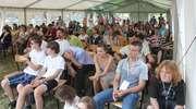 Hartowiec. Pierwsze plenerowe Diecezjalne Dni Młodzieży