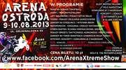 Zapraszamy na Arena Xtreme Show