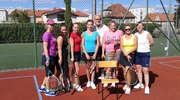Poznaliśmy najlepsze tenisistki w Bartoszycach
