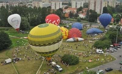 Balony, samoloty i rockowe granie w Olsztynie