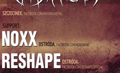 Materia uZdzicha. Support Noxx i Reshape