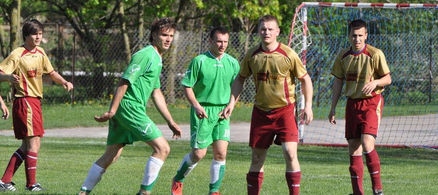 Piłkarze Boruty zremisowali przedostatni sparing