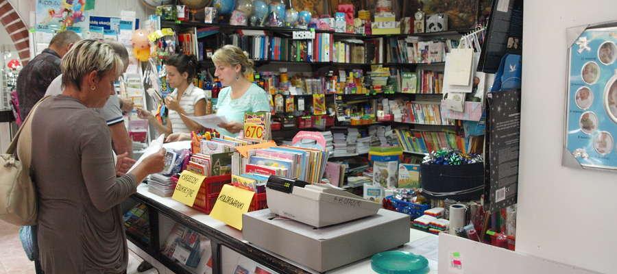 Zbliżający się rok szkolny najlepiej widać w księgarniach