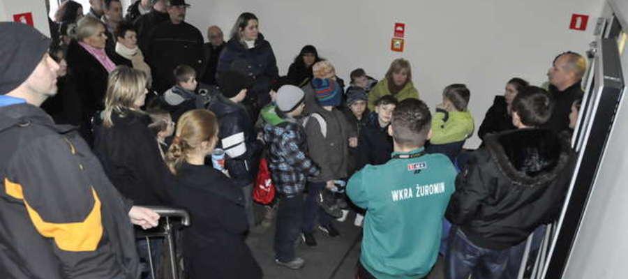 7 marca dzieci nie zostały wpuszczone na zajęcia piłkarskie w hali. Do tej pory nie wiadomo czy słusznie czy nie