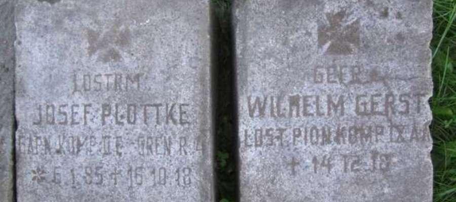 Spacer warto rozpocząć od cmentarza wojennego.