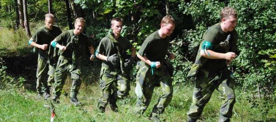 W Mistrzostwach Sportowo-Pożarniczych Stowarzyszeń Młodzieżowych wzięło udział ponad 100 zawodników z Polski i Szwecji