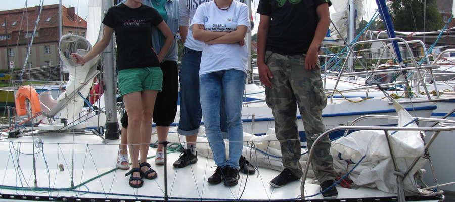 W najbliższy weekend do Fromborka znów zawitają żeglarze
