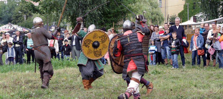 Festiwal wikingów potrwa do niedzieli