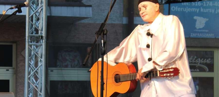 Jurij Mokriszczew, jeden z gości festiwalu