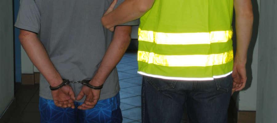 Kamil Z., jeden z aresztowanych