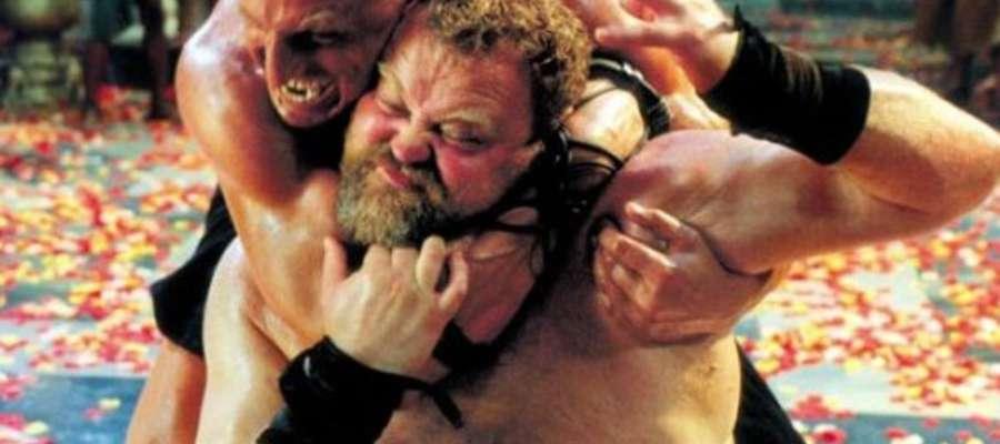Kadr z filmu Quo Vadis