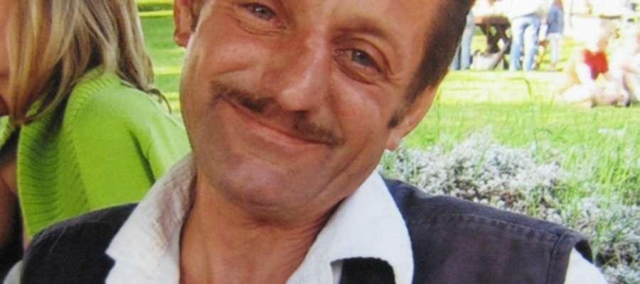 Policjanci proszą o pomoc w odnalezieniu 58-letniego Mieczysława Andrzejczaka.