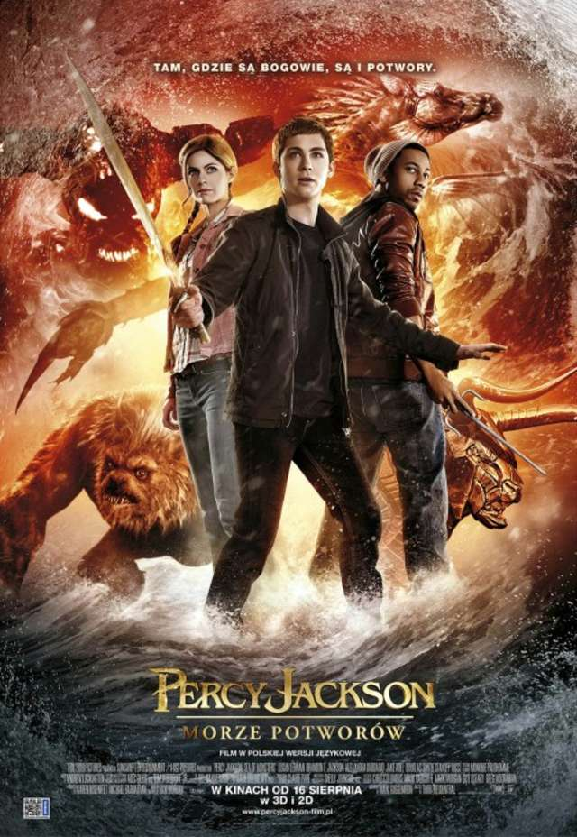 Percy Jackson: Morze potworów - full image