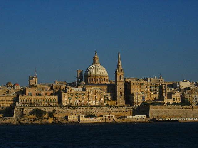 Valetta - stolica Malty - full image